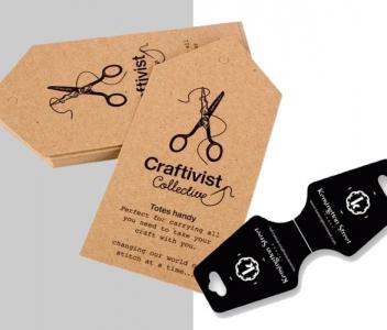 Etiquetas Bisuteria y Textil