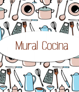 """Mural """"Cocina"""""""