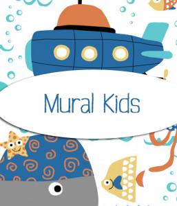 Mural «Kids»