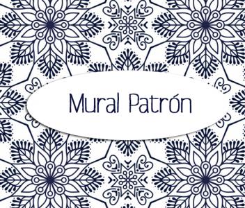 "Mural ""Patrones"""