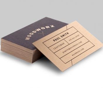 Tarjeta Kraft