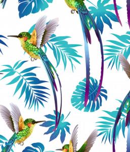 Mural «Tropical»